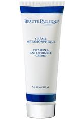 BEAUTÉ PACIFIQUE - Beauté Pacifique Métamorphique Vitamin A Anti-Wrinkle Night Cream / Tube 115 ml Nachtcreme - Tagespflege
