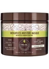 Macadamia Haarpflege Wash & Care Weightless Moisture Masque 222 ml