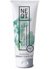 NEQI Handdesinfektion Hand Cleansing Gel Aloe Vera & Shea Desinfektionsmittel 100.0 ml