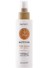 kemon Actyva Linfa Solare Dry Spray 125 ml