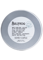BULLFROG High Definition Glossy Pomade Haarpaste 100 ml