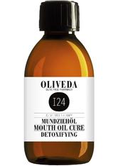 Oliveda Inside Care I24 Detoxifying Mundziehöl Mundspülung 200 ml