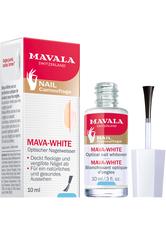 Mavala Mava-White, Nagelpflege 10 ml, transparent