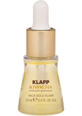 KLAPP - KLAPP KIWICHA KIWICHA Inca Gold Elixir 15ml - GESICHTSÖL