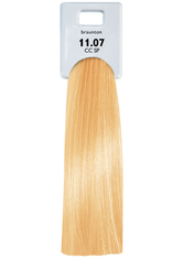 Alcina Haarpflege Coloration Color Creme Spezialblond Permanent Färbend 11.07 Braunton 60 ml
