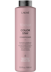 LAKME - Lakme TEKNIA Color Stay Conditioner 1000 ml - CONDITIONER & KUR