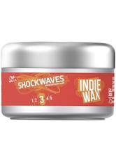SHOCKWAVES - Wella Shockwaves Indie Wax 75 ml - POMADE & WACHS