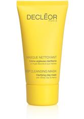 DECLÉOR - Decléor Aroma Cleanse Masque À L'argile et aux Herbes 50 ml - CREMEMASKEN