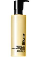 Shu Uemura Art of Hair Cleansing Oil Shampoo für Trockene Kopfhaut (400ml) und Spülung (250ml)