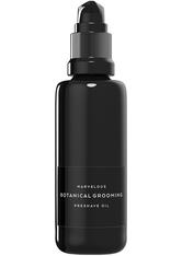 BMRVLS Pflege Botanical Grooming Preshave Oil Öl 50.0 ml