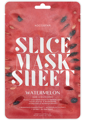 KOCOSTAR - Kocostar Slice Mask Sheet Watermelon - TUCHMASKEN
