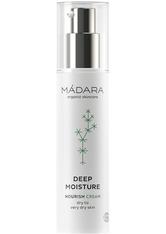 Madara Deep Moisture Nourish Cream 50 ml - Tages- und Nachtpflege