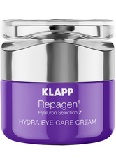 Klapp Cosmetics Repagen Hyaluron Selection 7 Hydra Eye Cream 20 ml