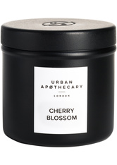 Urban Apothecary Luxury Iron Travel Candle Cherry Blossom Kerze 175.0 g