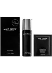 Marc Inbane Pflege Gesichtspflege Le Petit Set Natural Tanning Spray 50 ml + Black Exfoliator Sachet 6 ml 1 Stk.