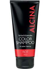 Alcina Haarpflege Color-Shampoo Color-Shampoo Rot 200 ml