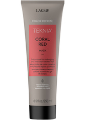 Lakmé Refresh Teknia  Refresh Coral Red Mask Maske 250.0 ml