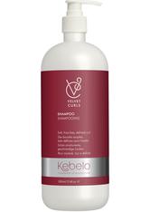 KEBELO - Kebelo Velvet Curls Shampoo 500 ml - SHAMPOO