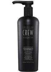 AMERICAN CREW - American Crew Shaving Skin Care Moisturizing Shave Cream Rasiercreme  450 ml - RASIERSCHAUM & CREME