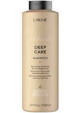 LAKME - Lakme TEKNIA Deep Care Shampoo 1000 ml - SHAMPOO & CONDITIONER