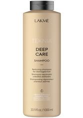 Lakmé Deep Care Teknia  Deep Care Shampoo Haarshampoo 1000.0 ml