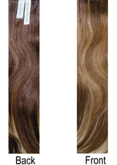 Balmain Clip-in Weft Set 40 cm Clip-In Extensions Sydney