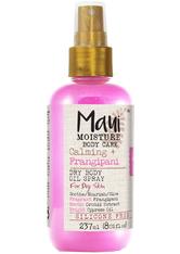 MAUI - Maui Body oil Spray Frangipani 236 ml - Körpercreme & Öle