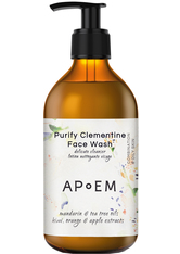 APoEM Purify Clementine Face Wash 300 ml Reinigungslotion