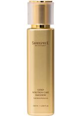 Shangpree Gold Solution Care Emulsion 120ml Gesichtsemulsion