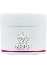 NORDIC COSMETICS Gesichtspflege »Tagescreme LSF15 mit CBD & Vitamin C«