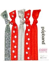 THE POPBAND - Popband London Popband Popband London Popband All Star Red-Silver Haarband 1.0 pieces - Haarbänder & Haargummis