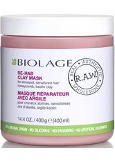 Matrix Biolage R.A.W. Re-Hab Clay Mask 400 ml