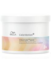 Wella Professionals Haarmaske »ColorMotion+ Structure+«, tiefenwirksam