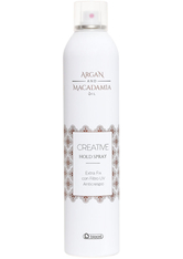 BIACRÈ - Biacrè Argan & Macadamia Oil Creative Hold Spray 400 ml - Haarspray & Haarlack