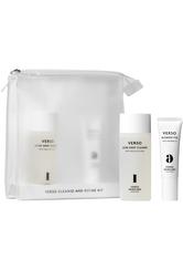 Verso Skincare Cleanse & Refine Kit  Gesichtspflegeset  1 Stk
