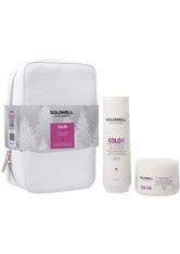 Goldwell Produkte Brilliance Shampoo 250 ml + 60 Sec. Treatment 200 ml 1 Stk. Haarpflegeset 1.0 st