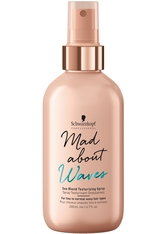 Schwarzkopf Professional Haarpflege Mad About Curls & Waves Mad About Waves Sea Blend Texturizing Spray 200 ml