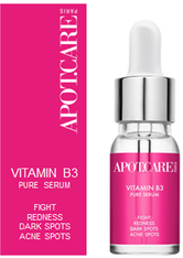 Apot.Care Pure Serum Vitamine B3 10 ml Gesichtsserum