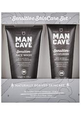 MAN CAVE Gesichtspflege-Set »Sensitive Skincare Set« Set, 2-tlg., für empfindliche Männerhaut