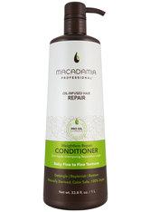 Macadamia Haarpflege Wash & Care Weightless Moisture Conditioner 1000 ml