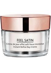 Monteil Feel Satin Instant Refine Day Creme 50 ml Gesichtscreme