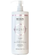 REVLON PROFESSIONAL Haarshampoo »Magnet Color Lock Repairing Shampoo«, versiegelt, stärkend