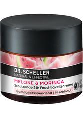 Dr. Scheller Produkte Melone & Moringa - 24h Feuchtigkeitscreme 50ml Gesichtscreme 50.0 ml