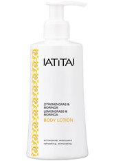 IATITAI - IATITAI Body Lotion Zitronengras/Moringa 250 ml - Körpercreme & Öle