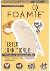Foamie Fester Conditioner Kiss Me Argan 80 g