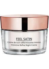 Monteil Feel Satin Instant Refine Night Creme 50 ml Gesichtscreme