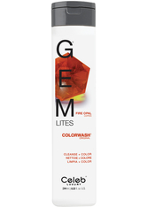 CELEB - Celeb Gem Lites Colorwash Fire Opal 244 ml - HAARTÖNUNG