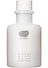 WHAMISA Produkte Organic Flowers Lotion Original 150ml Gesichtslotion 150.0 ml