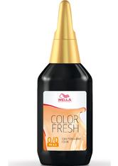Wella Professionals Color Fresh 7/00 Mittelblond Natur Professionelle Haartönung 75 ml