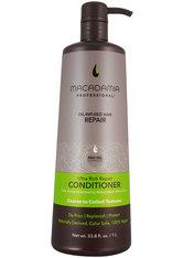 Macadamia Haarpflege Wash & Care Ultra Rich Moisture Conditioner 1000 ml